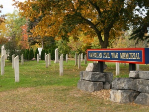 American Civil War Memorial - Illumination and Remembrance, May 26, 7:00PM