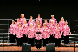 The Seneca Soundwaves Chorus