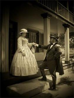 Mr. & Mrs. Grant
