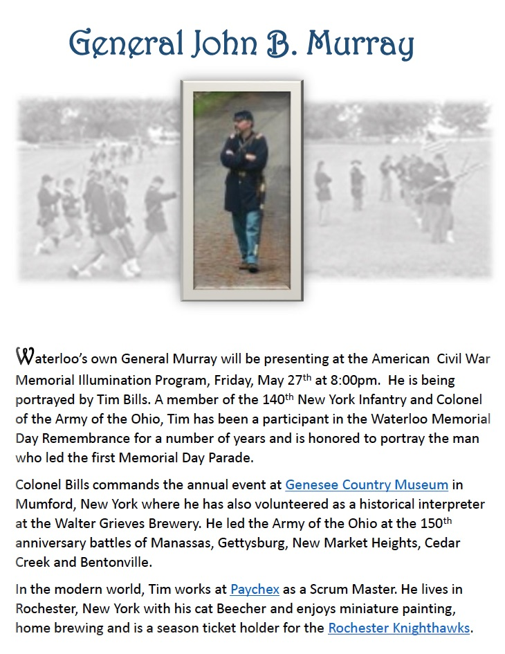 Murray Info