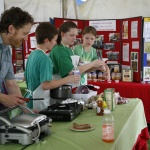 Taste of Seneca Culinary Tent