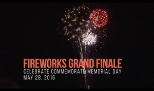 Fireworks, by Pyrotecnico - Oak Island, Saturday May 27th, 9:30pm