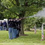 Illumination Ceremonies held at the American Civil War Memorial