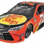 Truex Nascar Featured at Wheels on Main Street