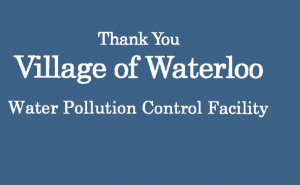 Important Message from the Water Pollution Control Facility