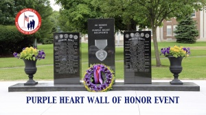 Village of Waterloo-Purple Heart Wall of Honor Event