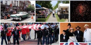 Celebrate Commemorate Memorial Day