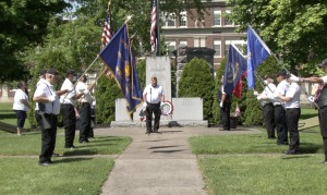 155th consecutive Memorial Day Commemoration in Waterloo
