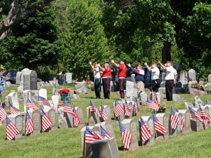 Memorial Day May 30, 2015 Cemetery ceremonies recap