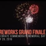 Fireworks, by Pyrotecnico - Oak Island, Saturday May 25th, 9:30pm