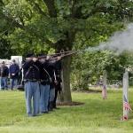 Illumination Ceremonies held at the American Civil War Memorial