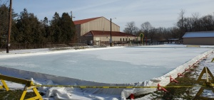 Ice Skating Rink Opens This Week!